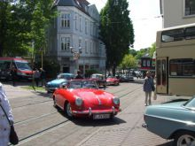 32. Autoschau in Borbeck