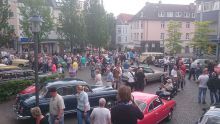34. Autoschau in Borbeck